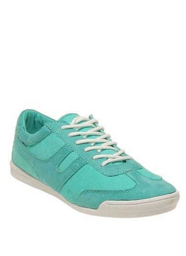 T-Box T-Box Yeşil Düz Ayakkabı Yeşil